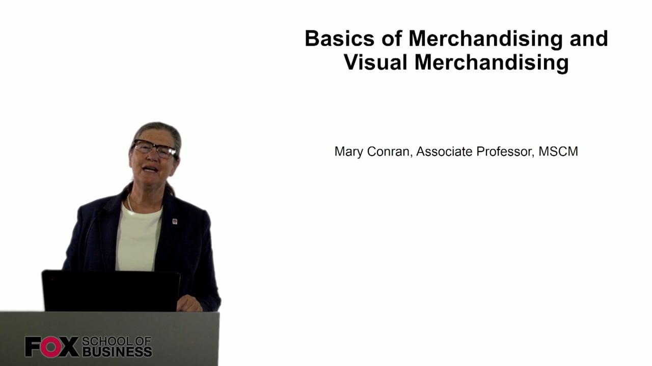60776Basics of Merchandising and Visual Merchandising