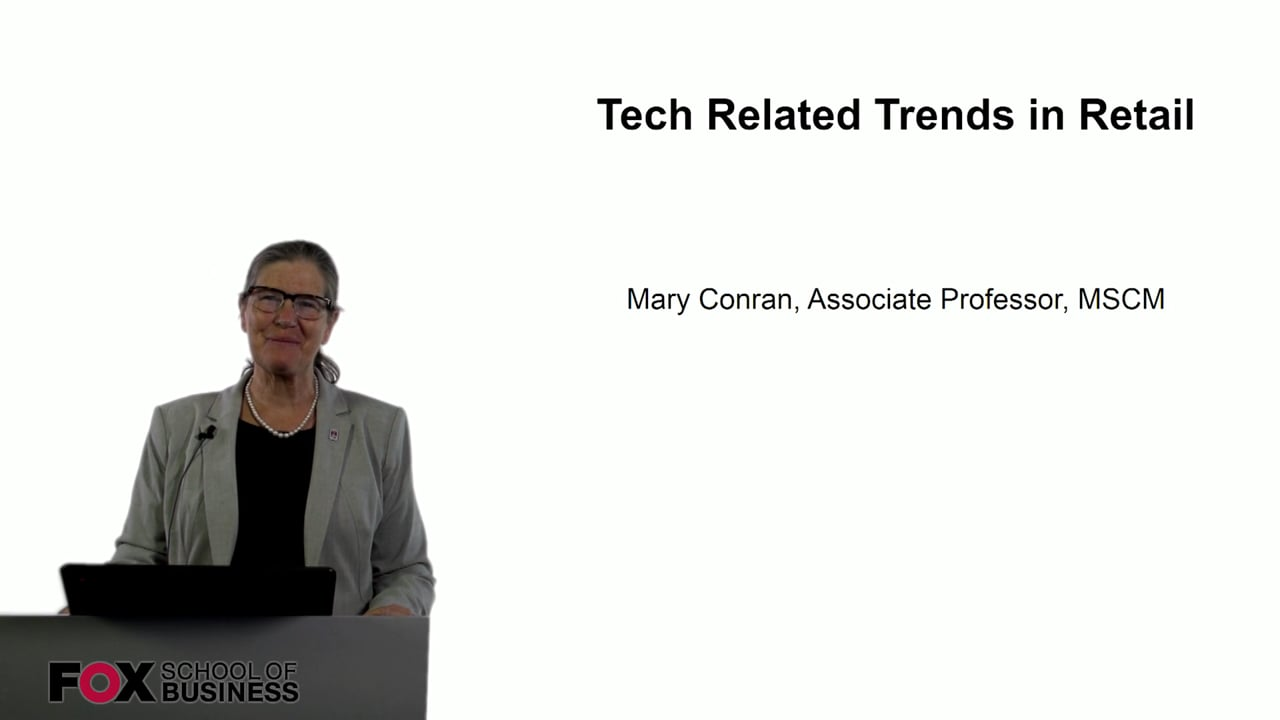 60760Tech Related Trends in Retail