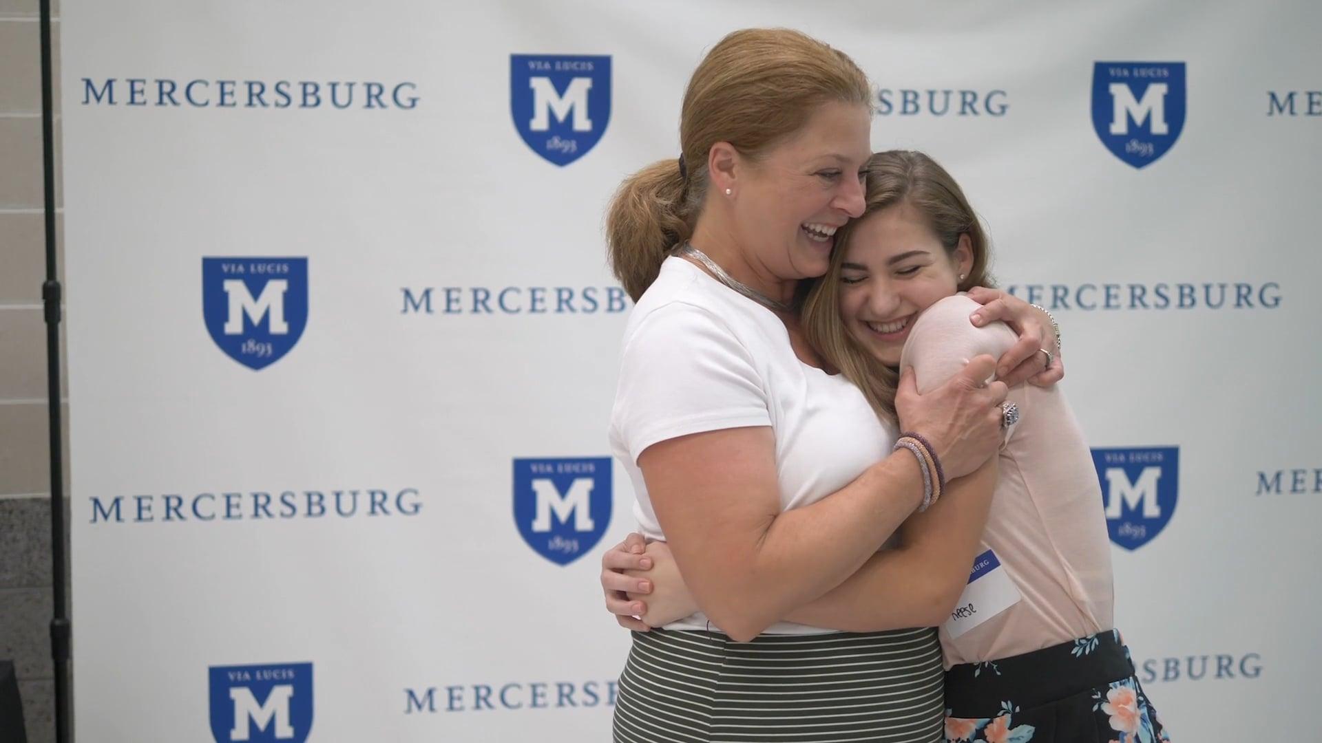 Mercersburg Academy: Back to School 2018