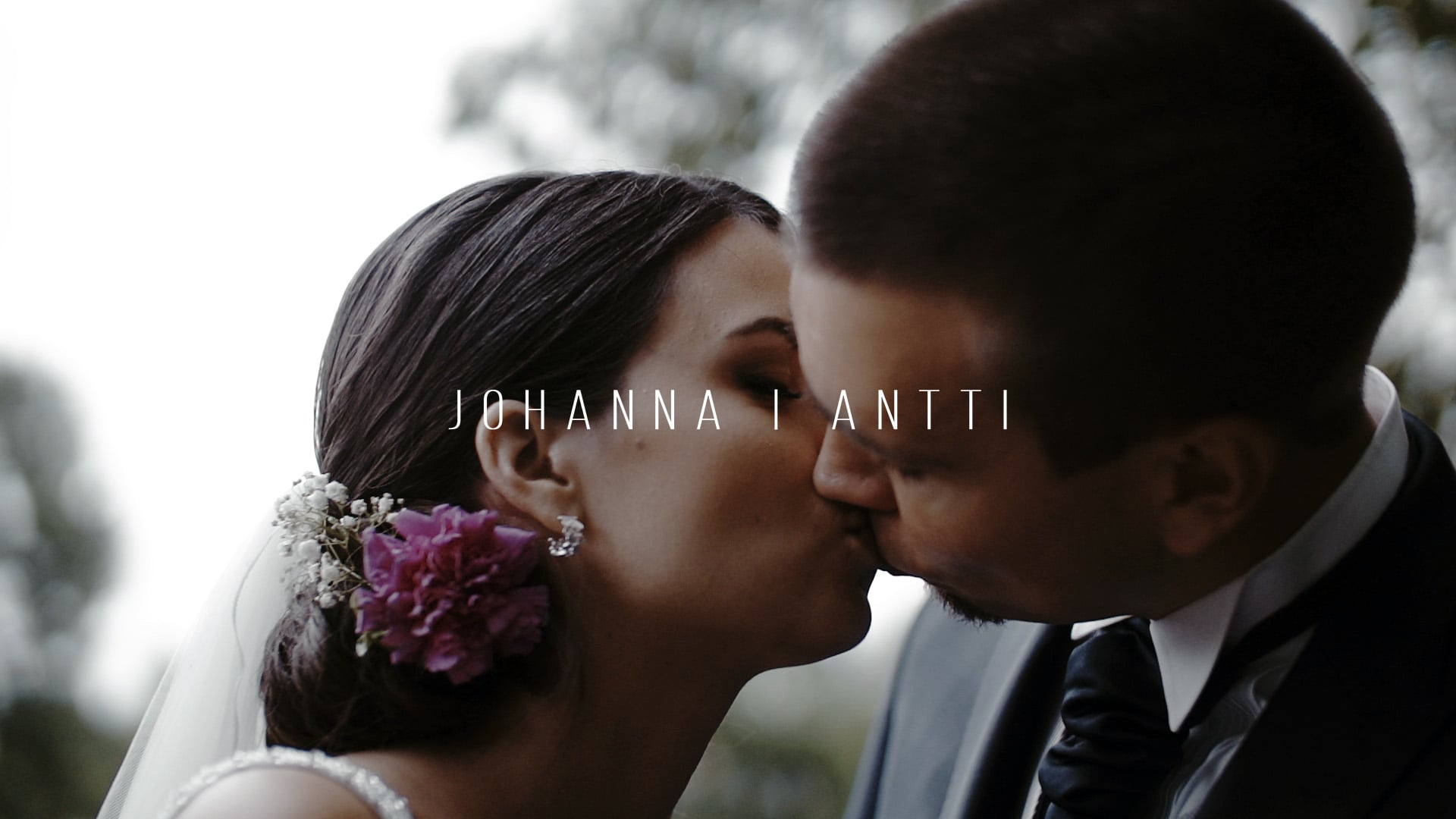Johanna & Antti 2018 Wedding Highlights
