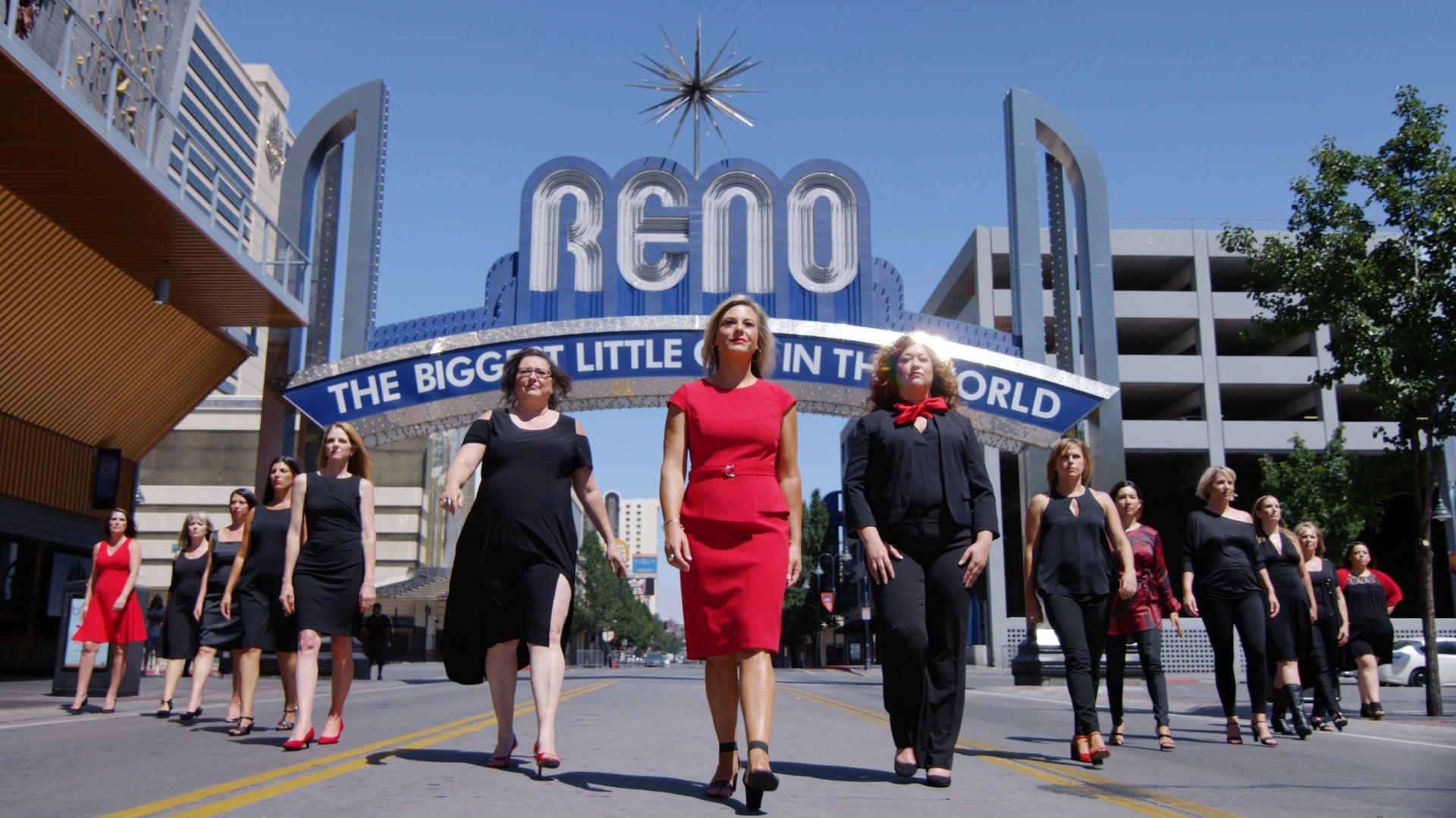 Reno Rising Book Trailer