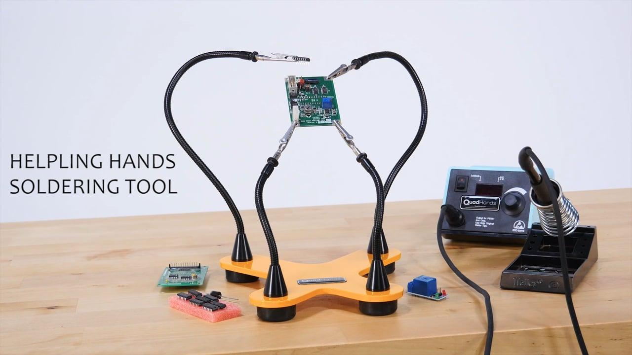 Quad Hands - product video