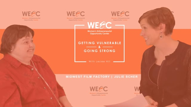 WEOC Leslee Hill Vlog with Midwest Film Factory
