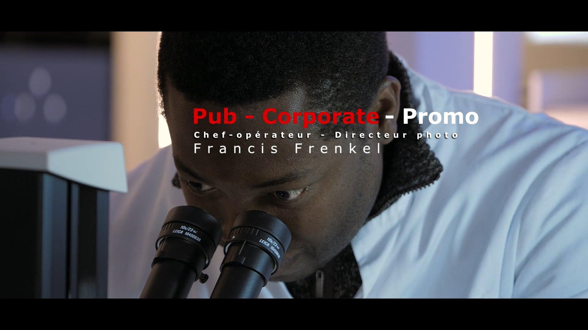 Démo Pub TV - Ciné - WEB - LUCIDE-Prod