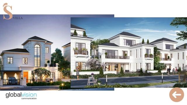 Ứng dụng AR trải nghiệm thiết kế nội ngoại thất của Villa SwanBay