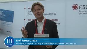 How do you evaluate the ESC Congress 2018? I-I-I Video with Prof. Jeroen J. Bax, President of ESC