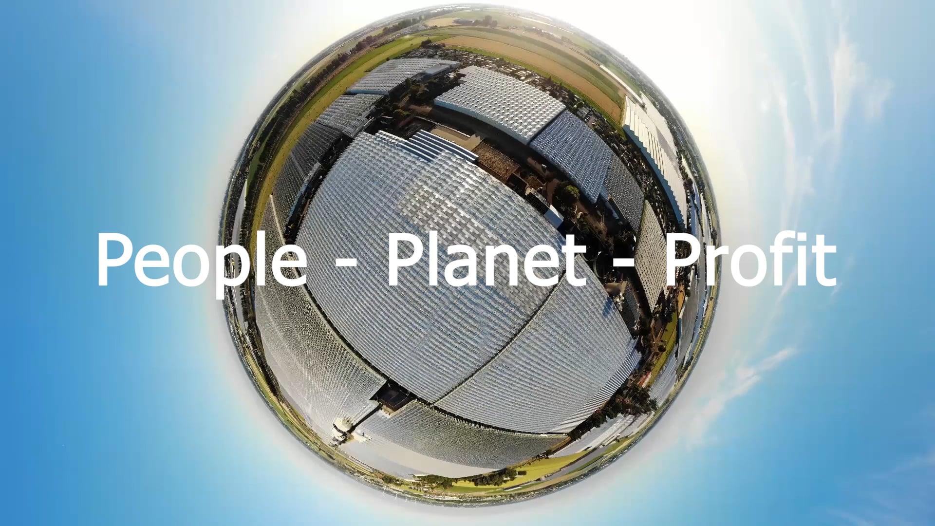 Jac. Oudijk Globe - sustainable entrepreneurship