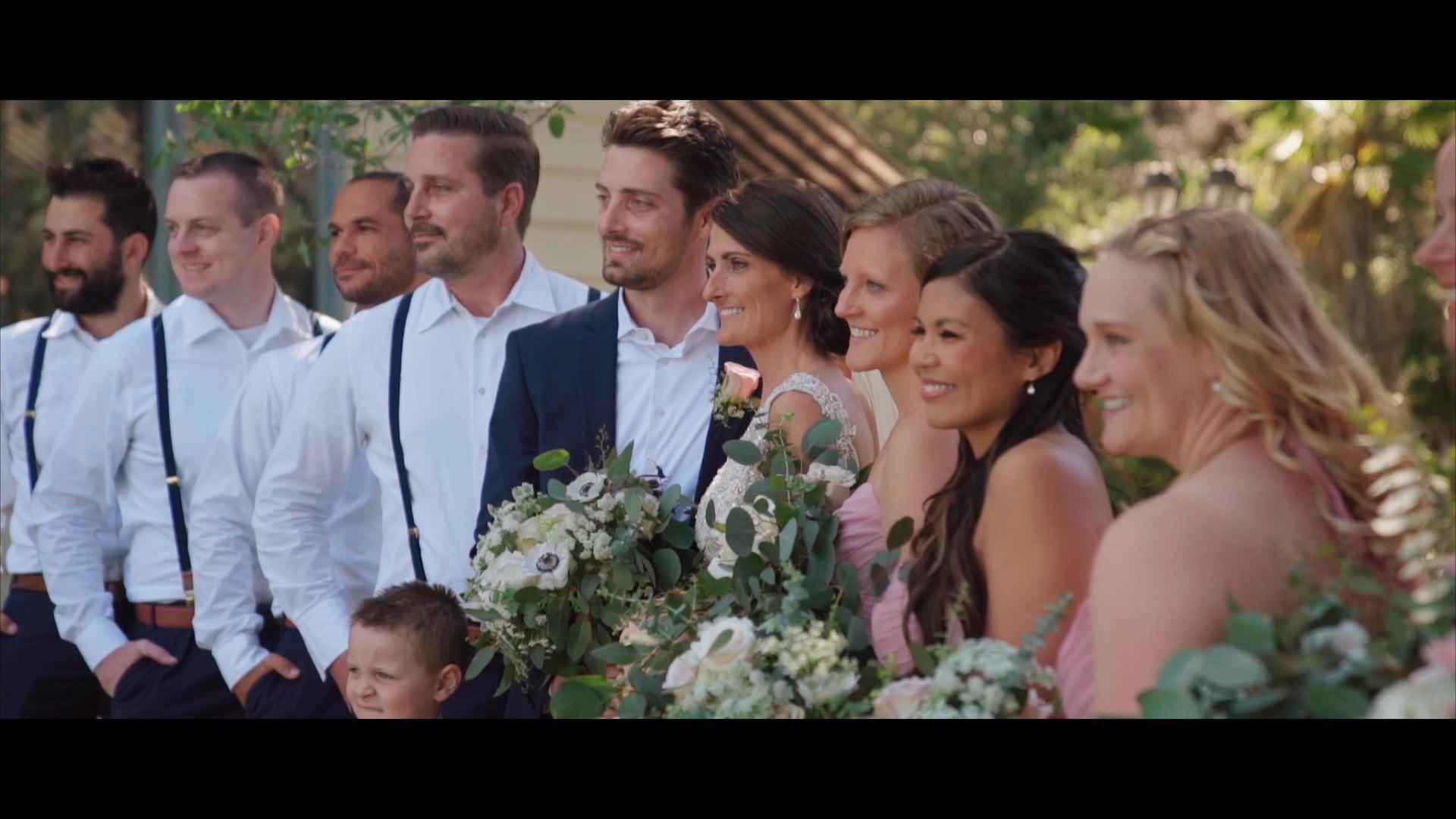 Micah and Mandy wedding video