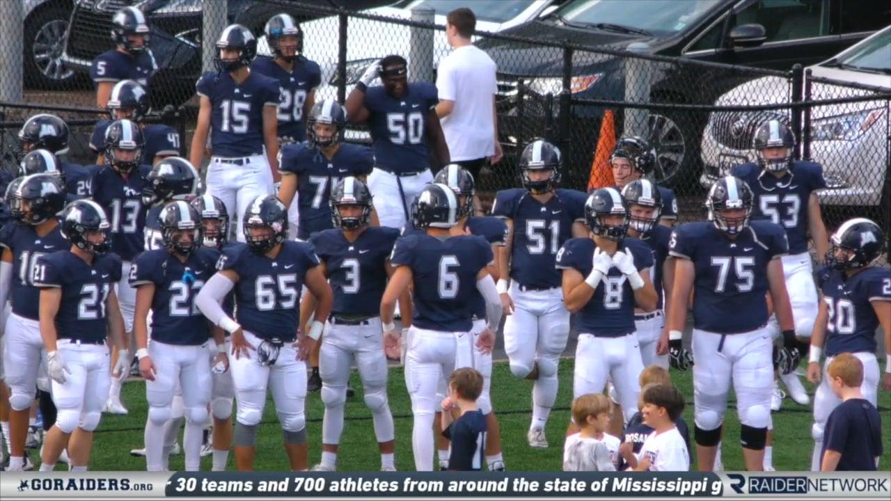 Varsity Football-2018-Aug-31-St. Joseph