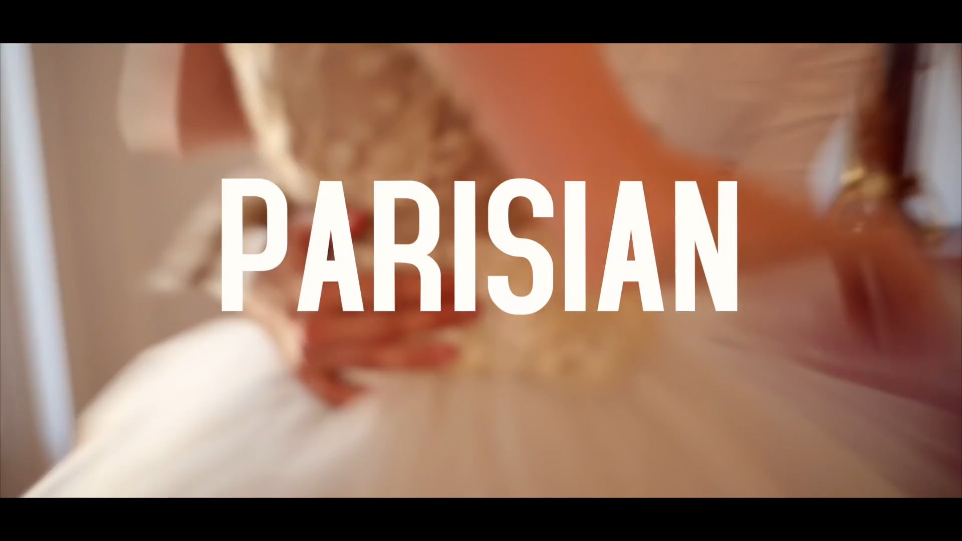 FILM MAKER & GRAPHIC DESIGNER // Teaser - Parisian Chic