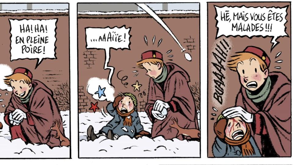 Dupuis - les coulisses du Spirou d'Emile Bravo
