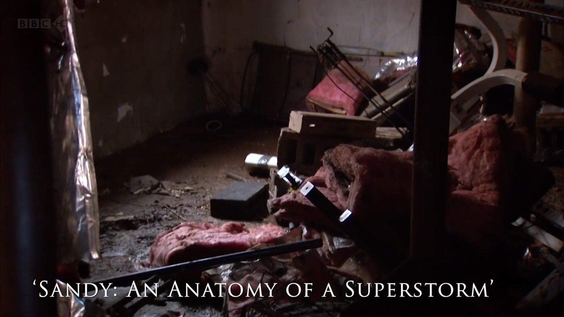 Sandy- Anatomy of a Superstorm PBS-Nova, BBC