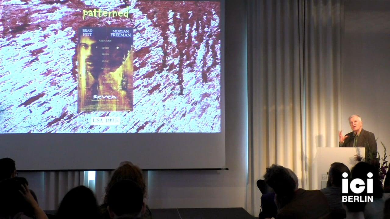 Talk by Richard Dyer