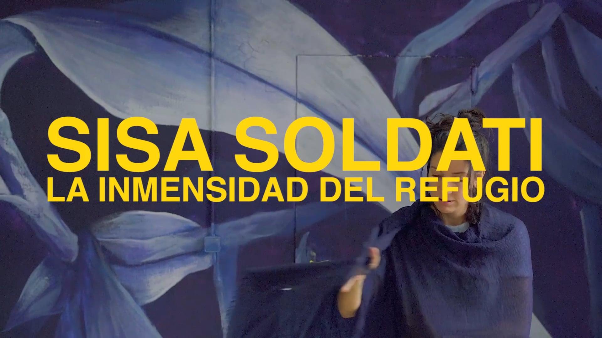 Residencia Artística R.A.R.O Madrid - Sisa Soldati (Mayo - Junio 2018)