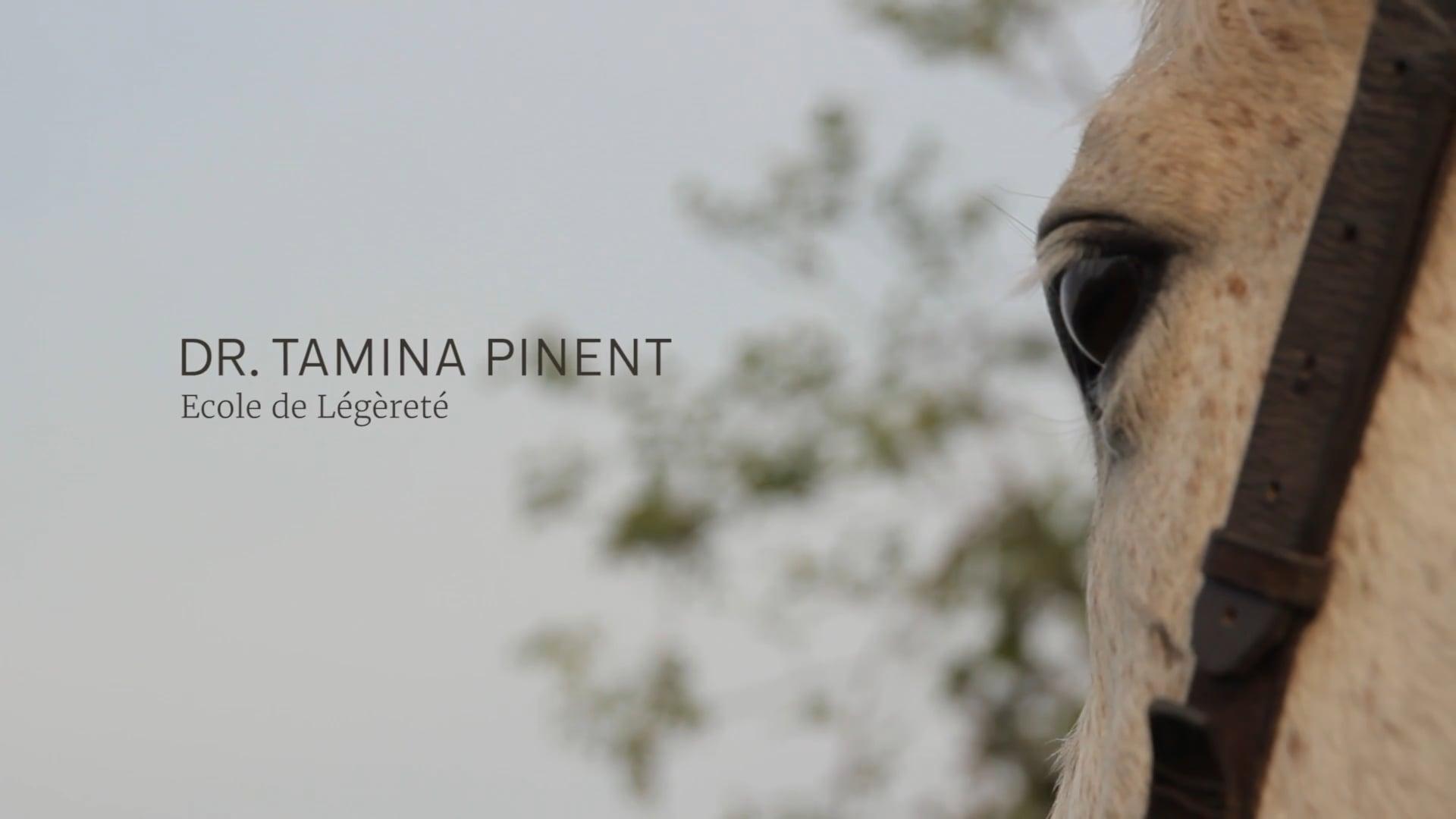Reithaus: Tamina Pinent - École de Légèreté