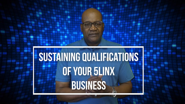 3396Sustaining Qualifications with Larry Harper