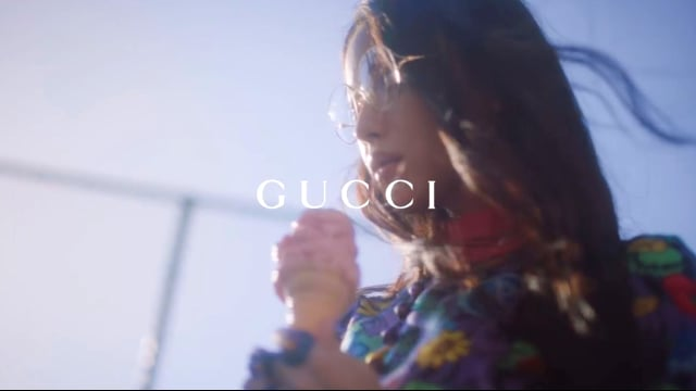 Gucci Spring Summer 2018 Eyewear Campaign 2