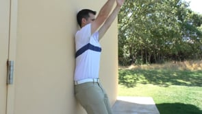 Arm Height for Top of Swing
