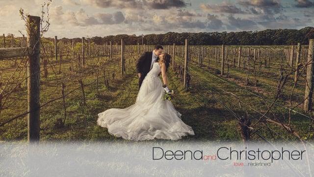 [ Cinematic Trailer ] - Deena & Christopher | Laurita Winery