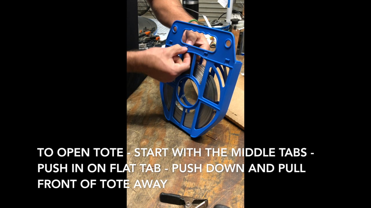 Tote How To