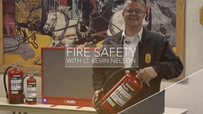 Fire Safety with Lt. Kevin Nelson