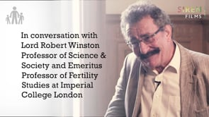 Watch Robert Winston talks about early education, gender, music & science