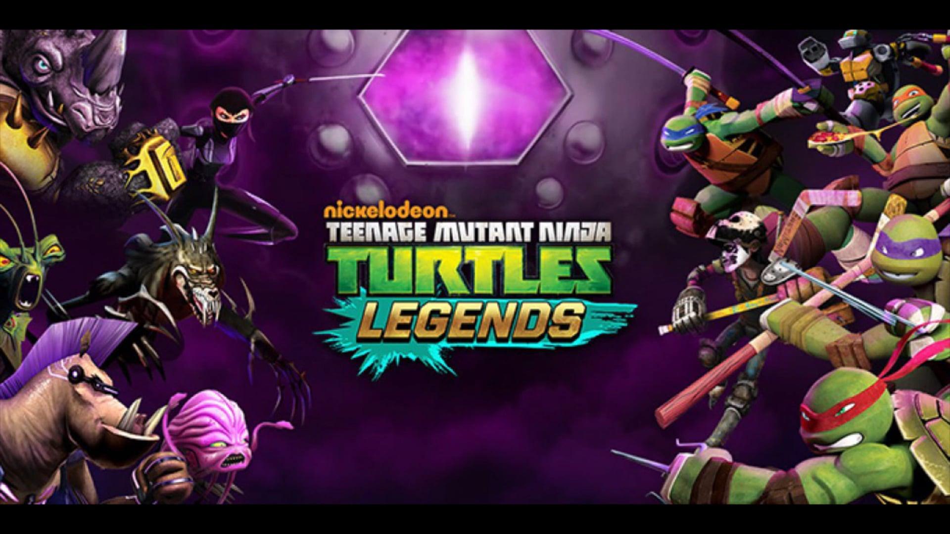 Demo reel Motion UI TMNT Legends