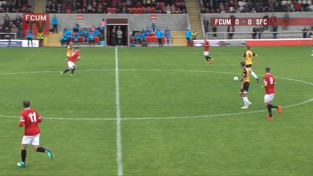 FCUM vs Southport - Goals - 08/09/18