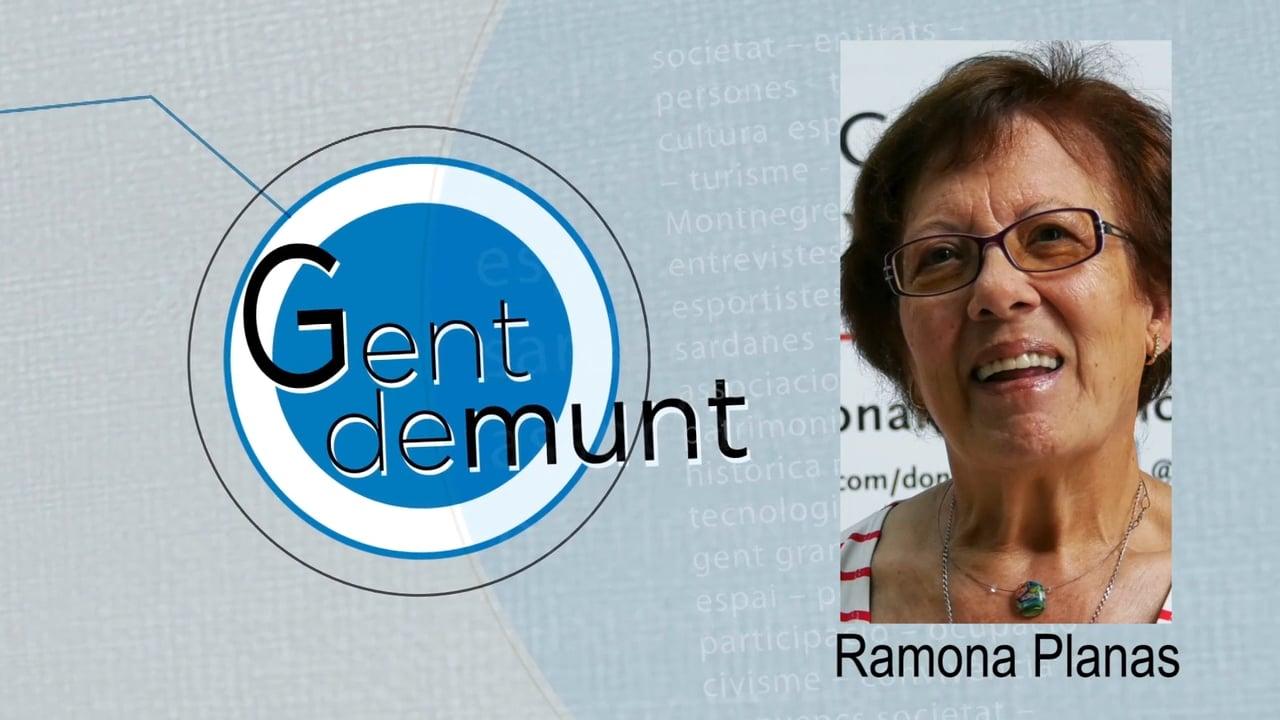 """Ramona Planas: """"La gent és molt solidària quan hi ha una necessitat"""""""
