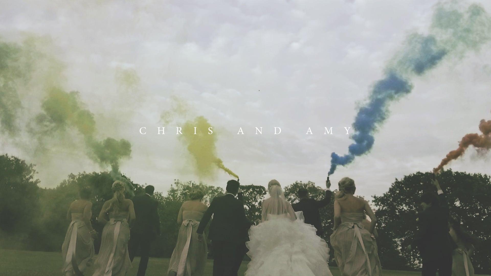 Chris + Amy (Highlight)