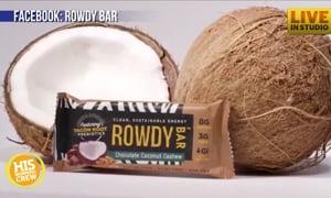 Crew Review: Rowdy Bars, Pre-biotic Foods