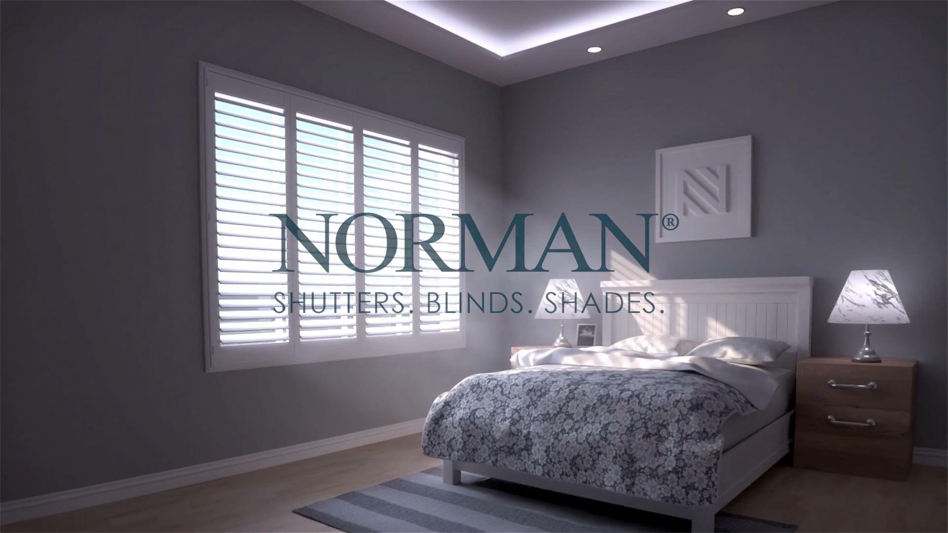 Norman® DayNite™ Shutters