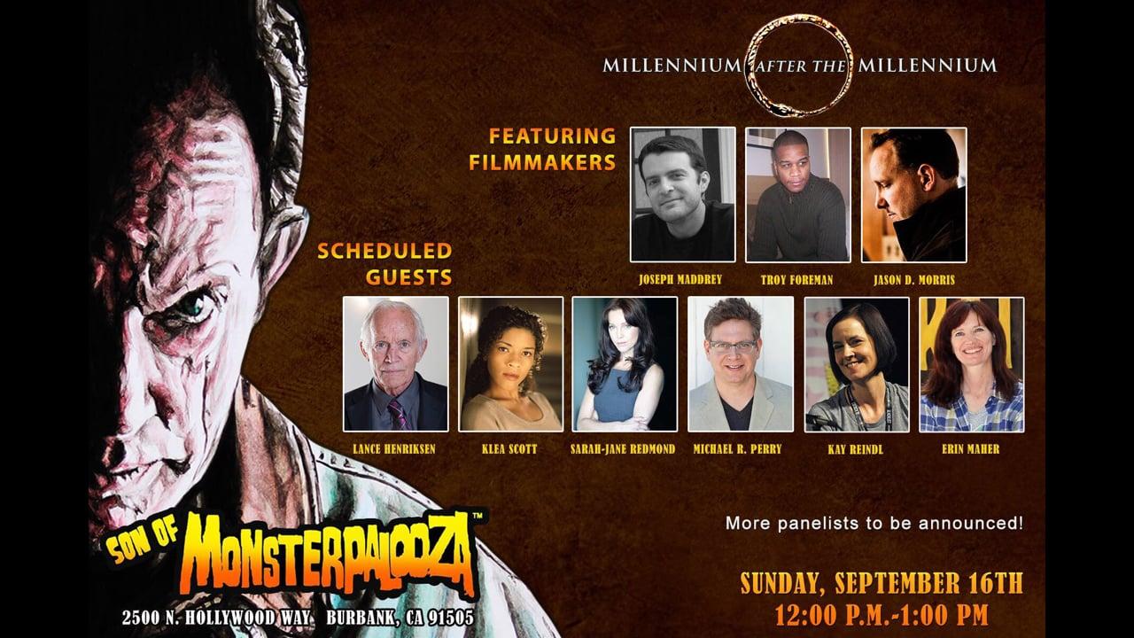 Millennium after the Millennium Monsterpalooza Promo
