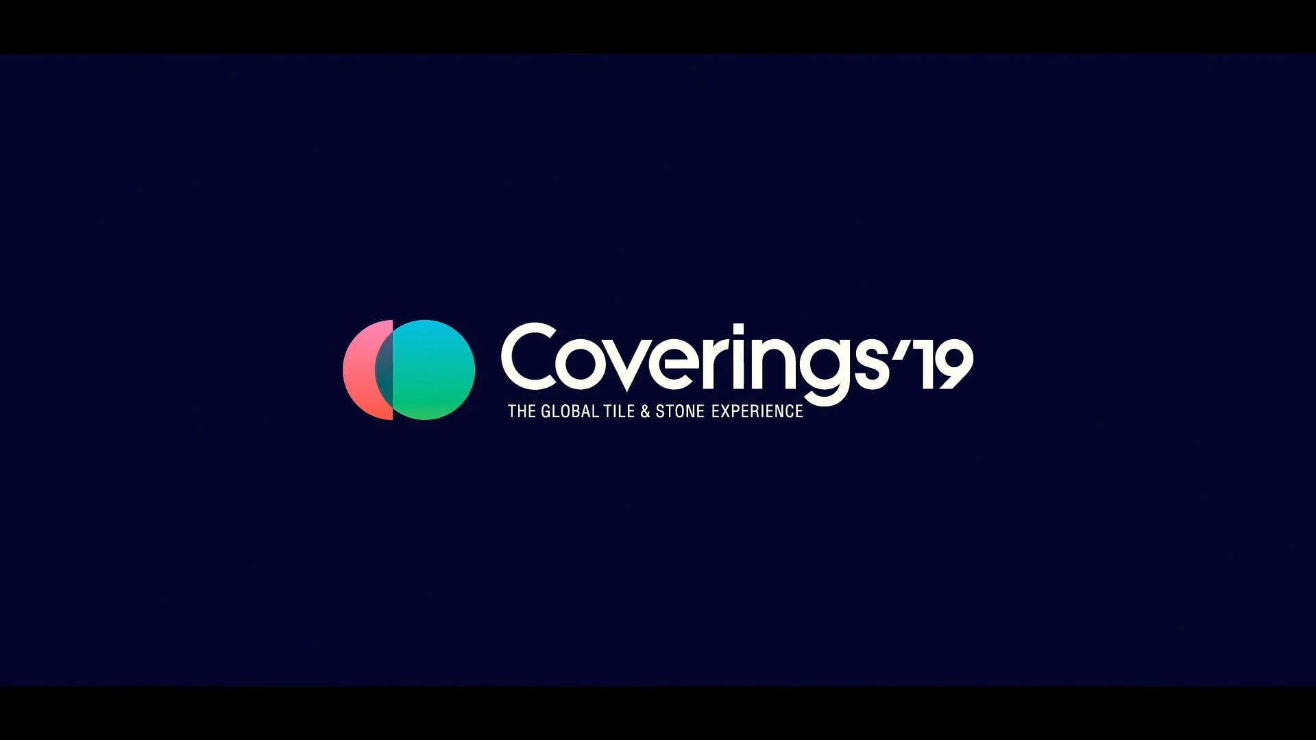 Coverings 2019 Promo
