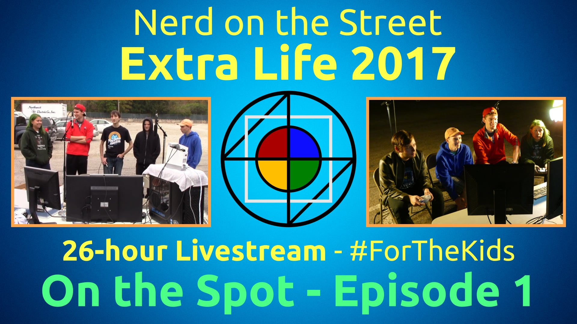 On the Spot #1 - Extra Life 2017
