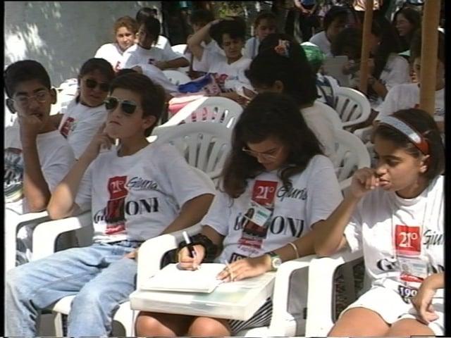 Giffoni Film Festival votazioni 1991