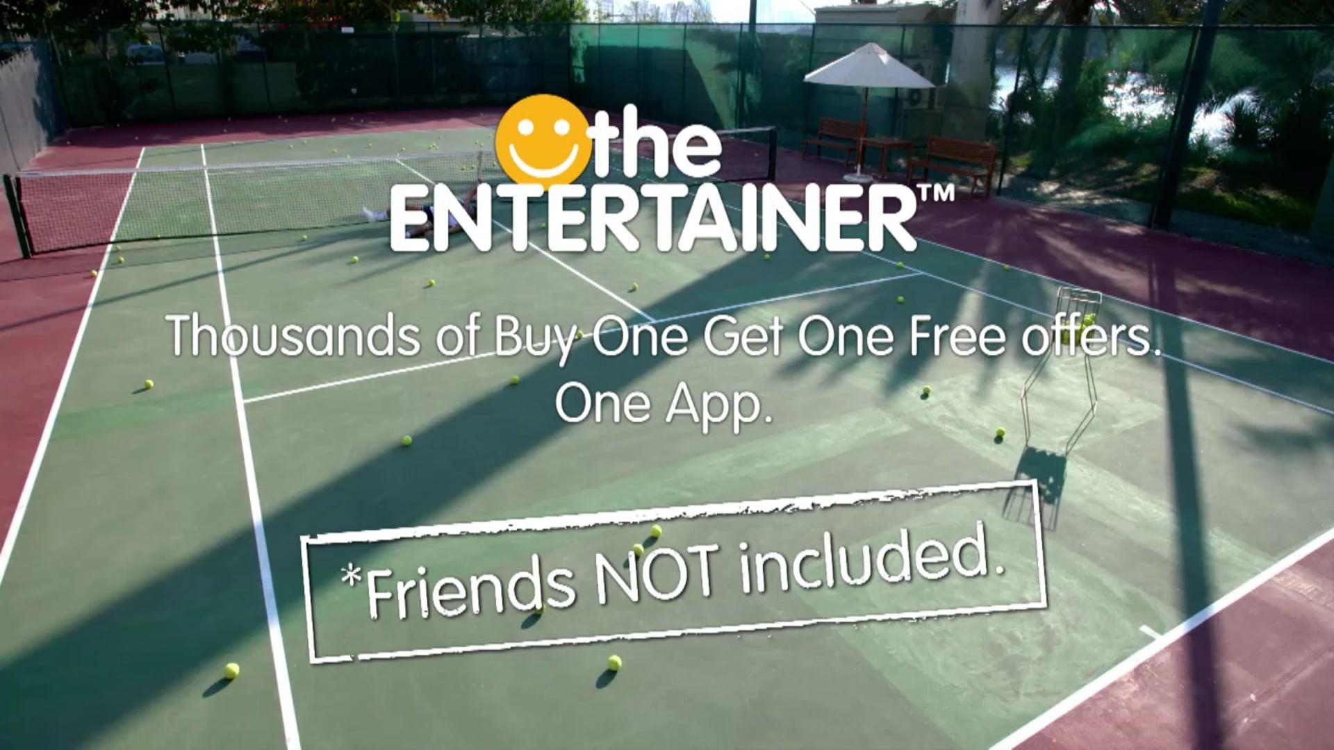 Entertainer Tennis