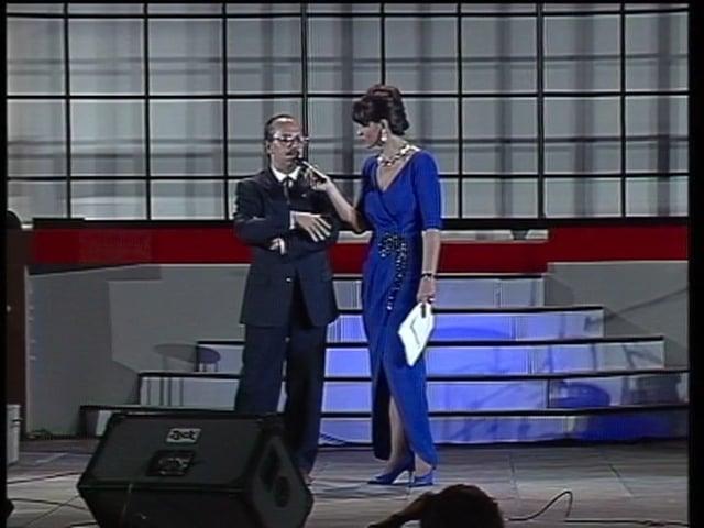 Intervento del direttore Gubitosi_serata finale 1992