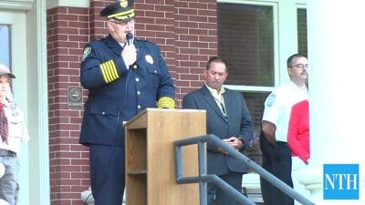 Public Safety 9/11 Memorial Service