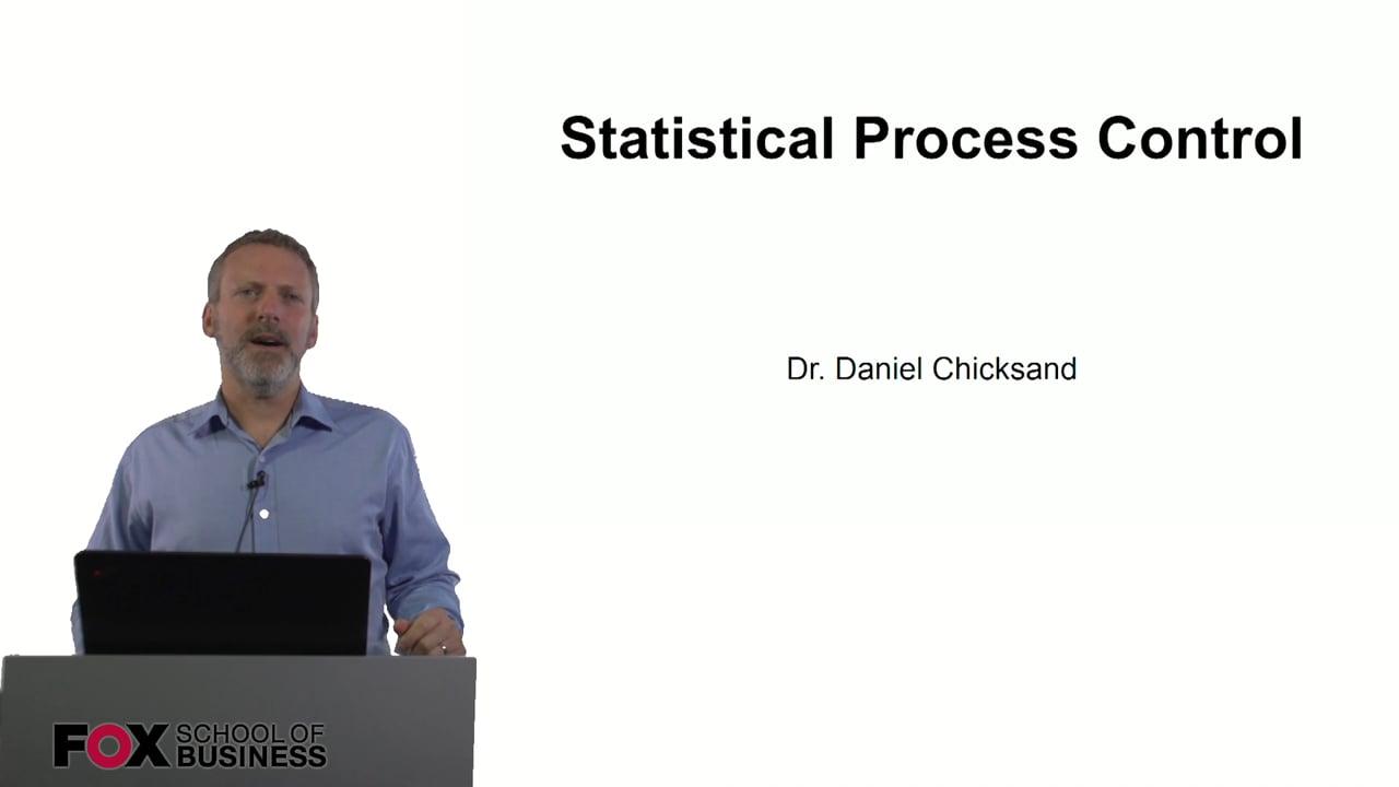 61001Statistical Process Control