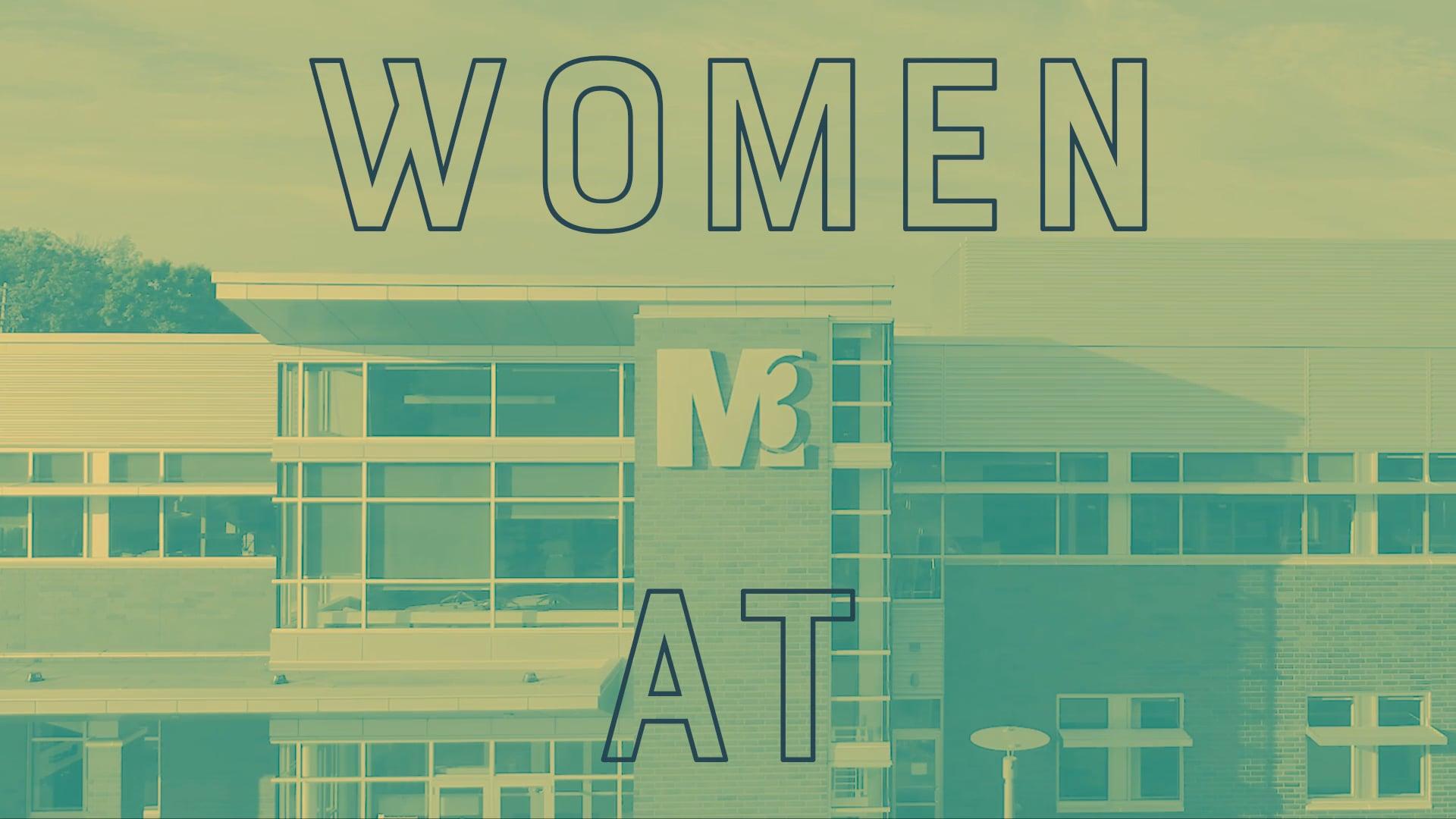 Women at M3
