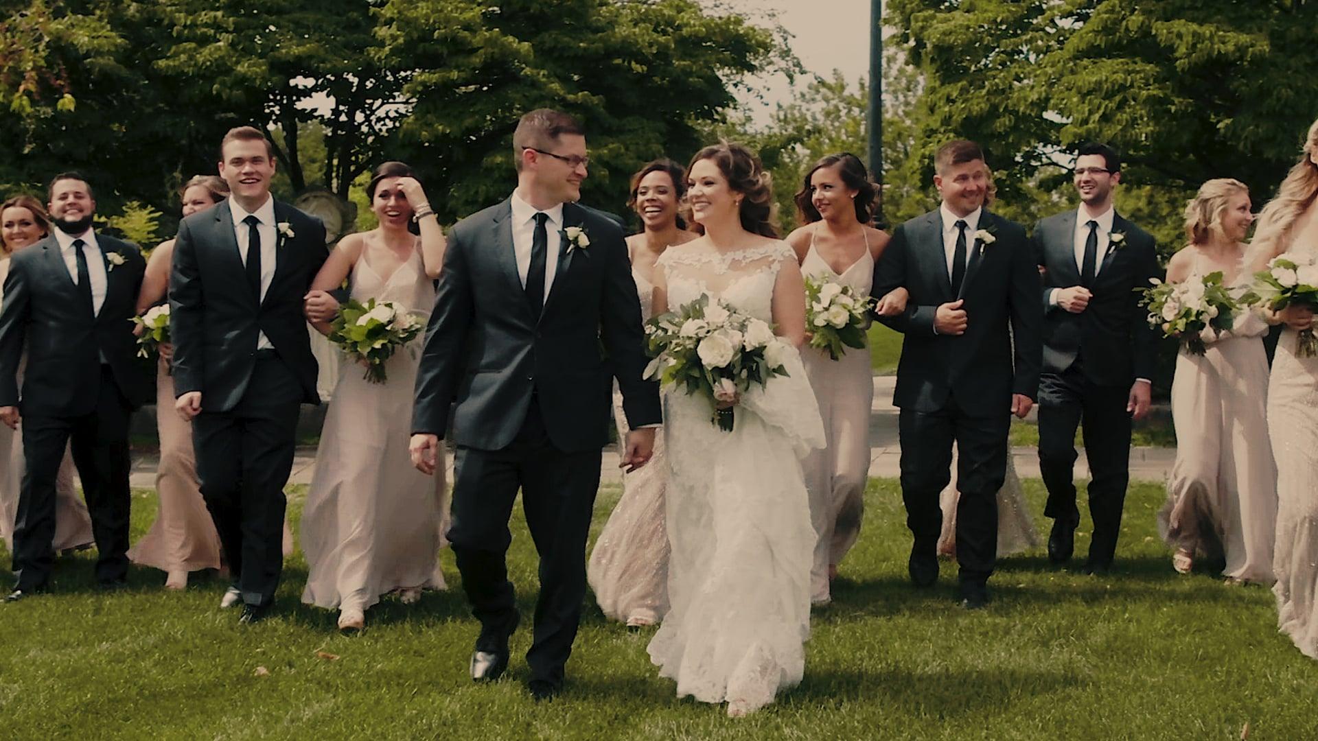 """""""Brianna & Kerry"""" Wedding Film - Landerhaven Event Center"""
