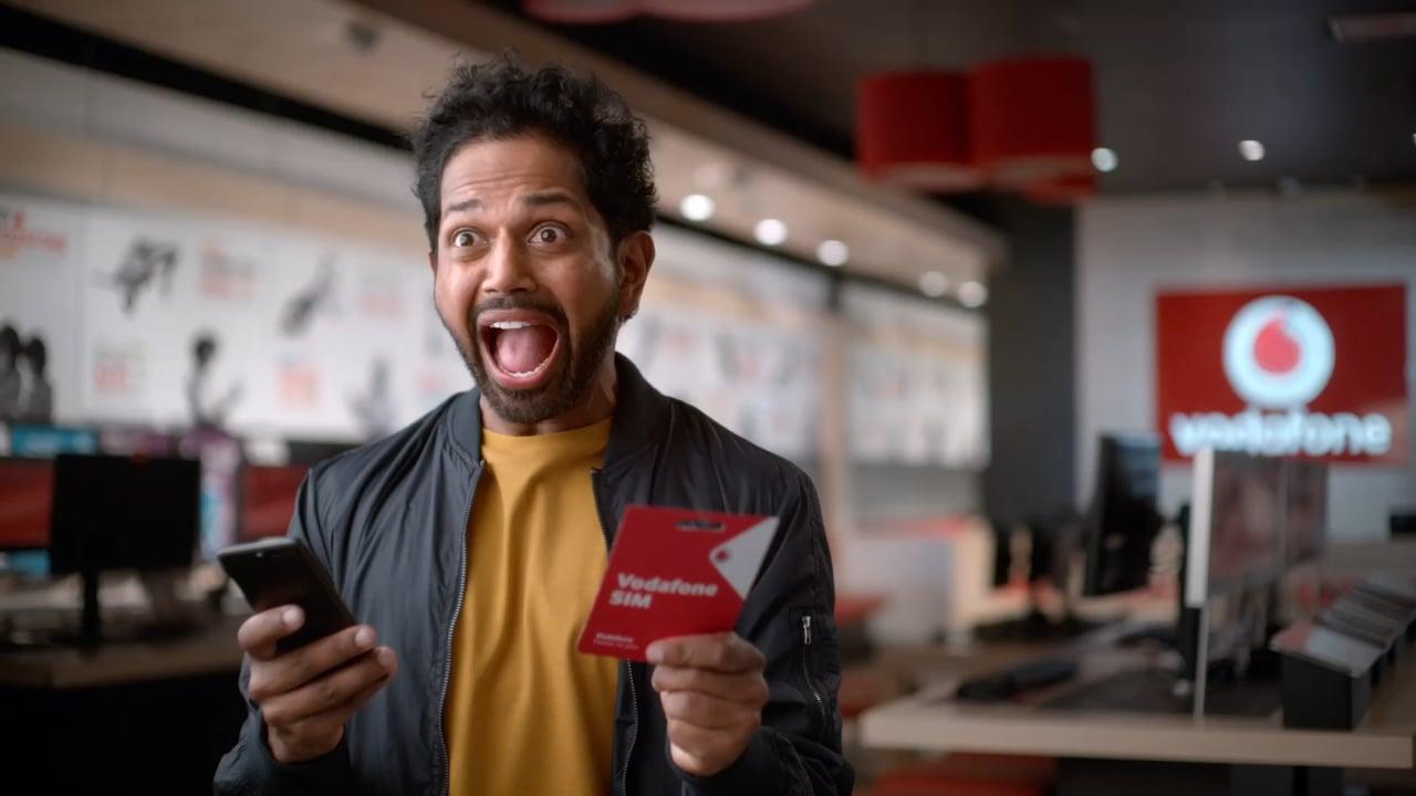 Vodafone 'Plans'