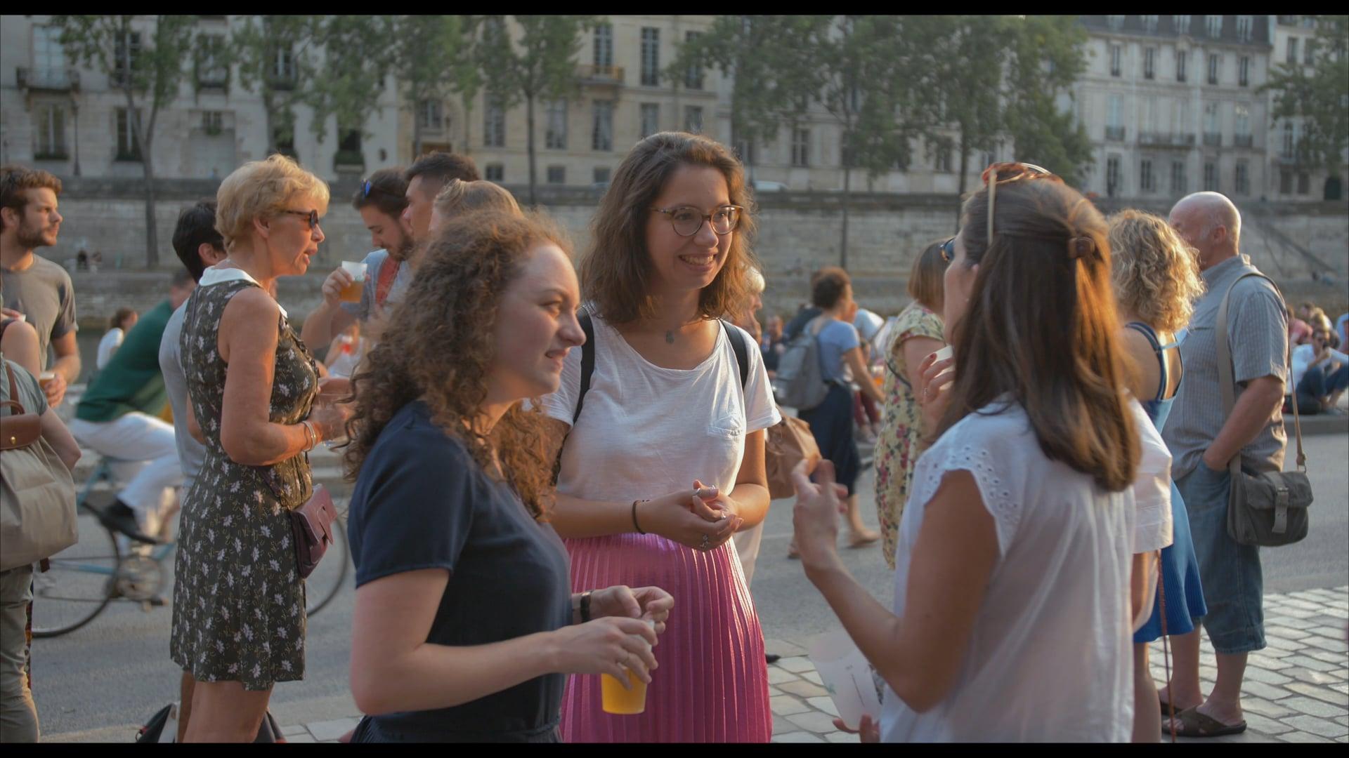 Apéro Intergénérationnel / Les Talents d'Aplonse / Paris 01.08.2018