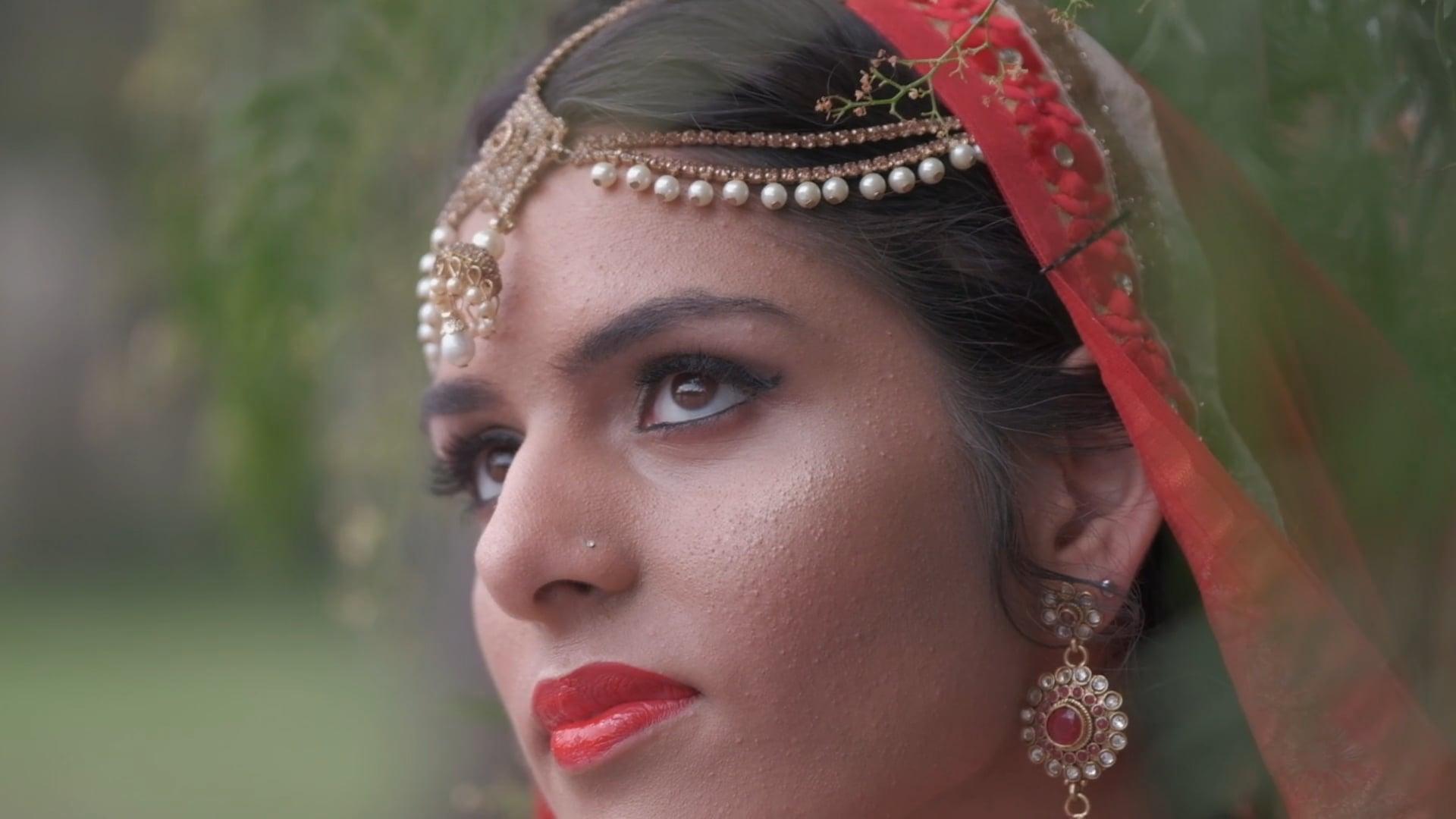 Indian Bridal Shoot feat Natalie
