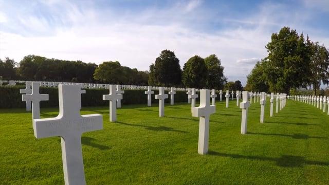 Cambridge American Cemetery