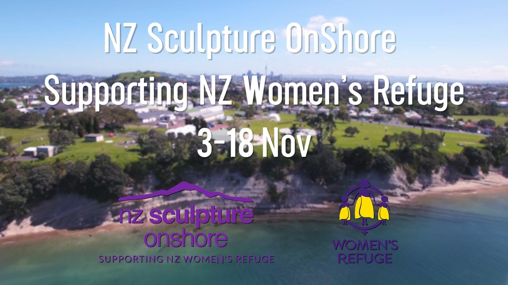 NZ Sculpture OnShore 2018