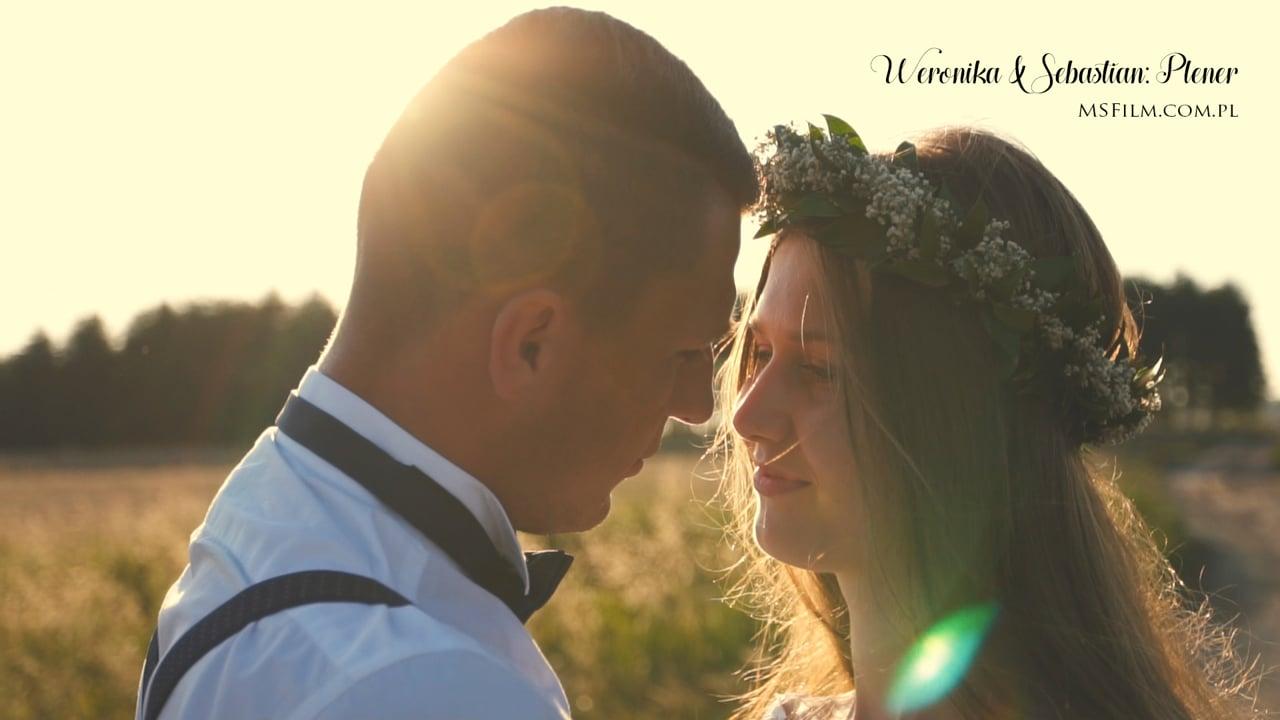 Weronika i Sebastian | Plener