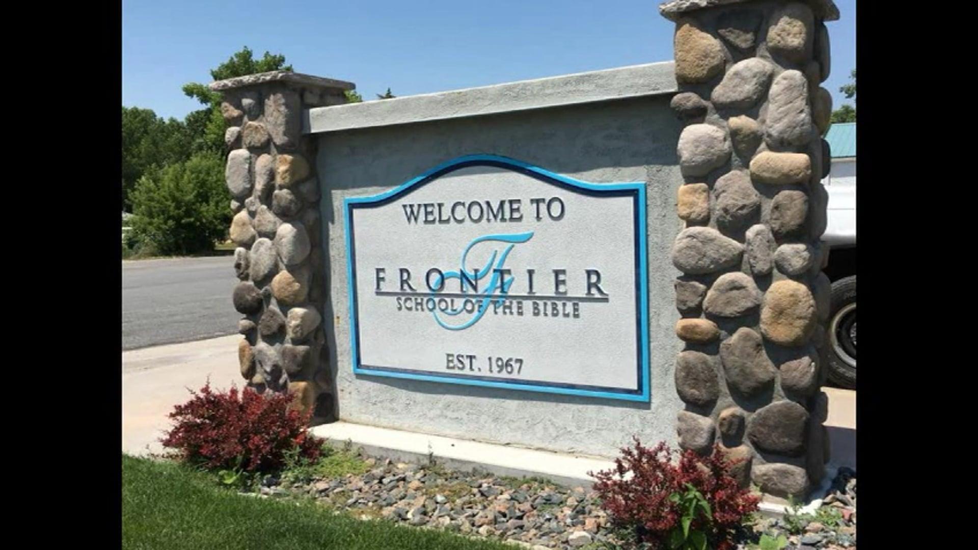 Frontier School of the Bible