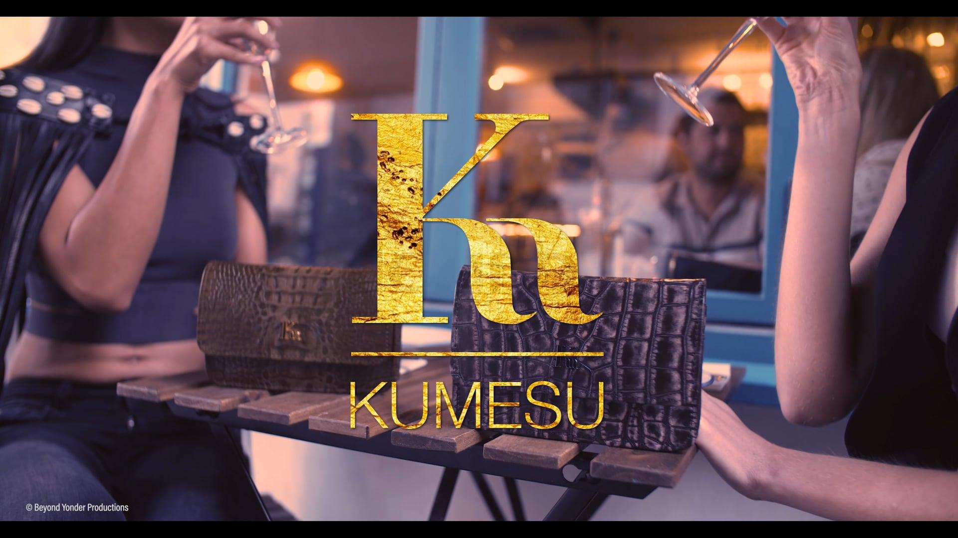 Director's Cut - Kumesu SS19 'When Art meets Fashion'